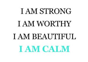 Breathing Through Counseling I am calm workshop