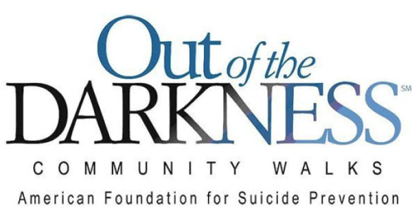 Out of the Darkness Community Walks Suicide Prevention, Modesto, CA