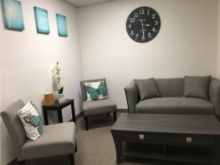 Counseling for children and adolescents - Office Lobby