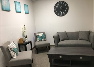 Breathing Through Counseling - Reception Area