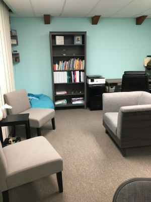 Breathing Through Counseling - Veronica Tovar's Office