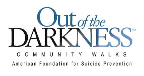Out of the Darkness - Community Walks, Suicide Prevention