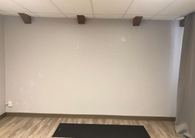 Breathing Through Counseling - Yoga Area Space